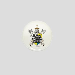 Toafn Crest 1 Inch Mini Button