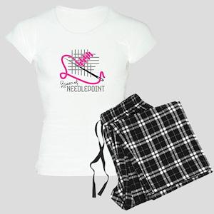 Queen Of Needle Point Pajamas