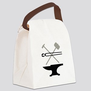 Blacksmith Canvas Lunch Bag