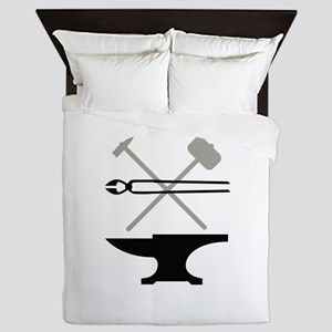 Blacksmith Queen Duvet