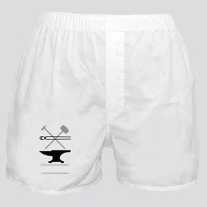 Blacksmith Tools Boxer Shorts