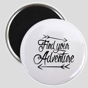 Find Adventure Magnet
