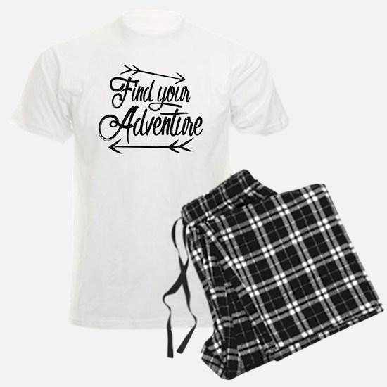 Find Adventure Pajamas