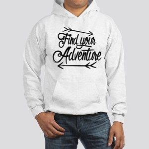 Find Adventure Hooded Sweatshirt