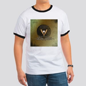 Baseball and baseball bat T-Shirt