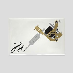 Tattoo Gun Magnets