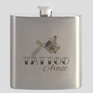 Tattoo Artist Flask