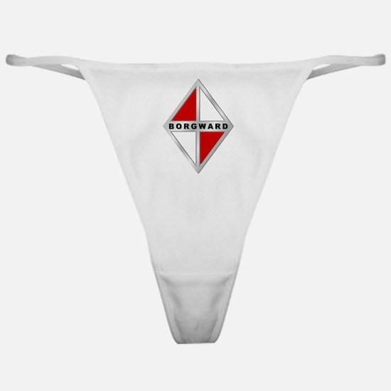 Defunct Logo Classic Thong
