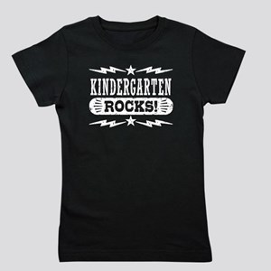 Kindergarten Rocks Girl's Tee