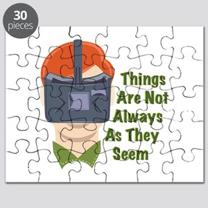 Not As They Seem Puzzle