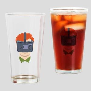 Virtual Reality Drinking Glass