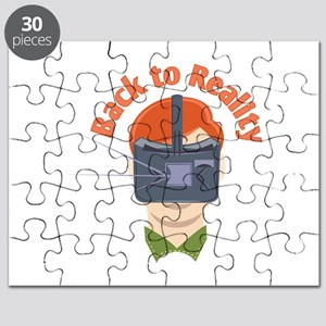 Back To Reality Puzzle