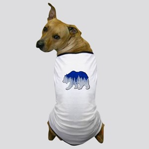 WINTER SHOWN Dog T-Shirt