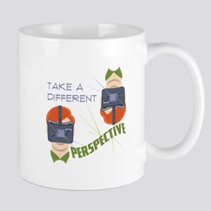 Different Perspective Mugs