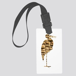 Stonewall Stork Large Luggage Tag
