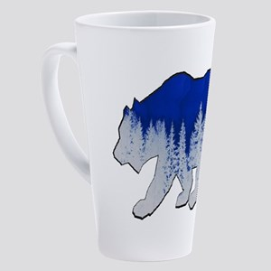WINTER SHOWN 17 oz Latte Mug