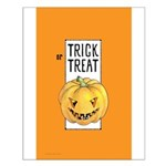Halloween Trick or Treat Small Poster