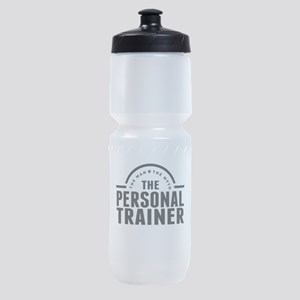 The Man The Myth The Personal Trainer Sports Bottl
