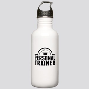The Man The Myth The Personal Trainer Water Bottle