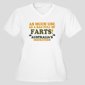 AUSTRALIA - AS MUCH USE AS A BAG Plus Size T-Shirt