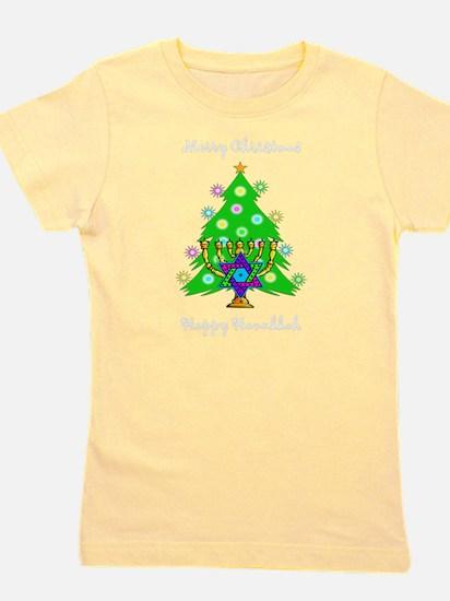 Hanukkah and Christmas Interfaith T-Shirt