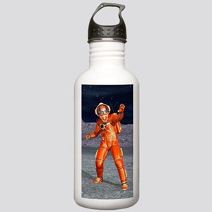 Astronaut Water Bottle