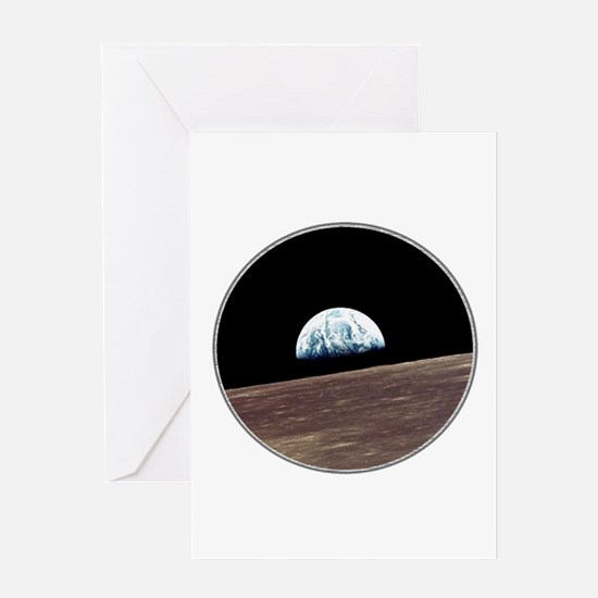 WHAT A VIEW Greeting Cards