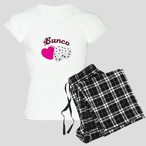 I LOVE BUNCO Pajamas