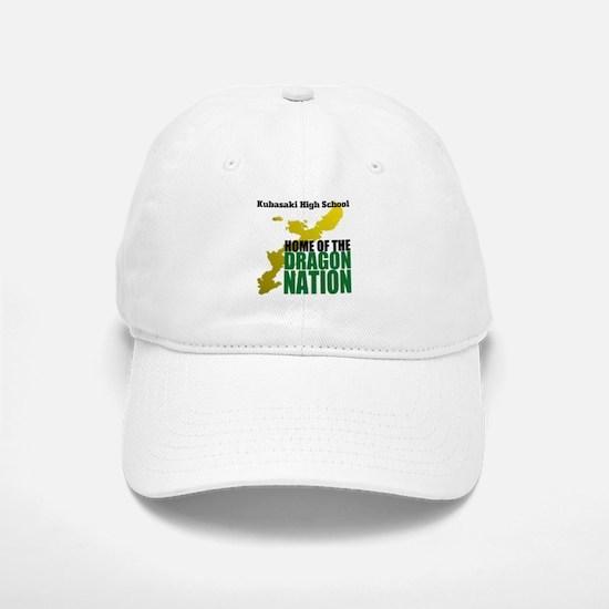Dragon Nation (Bold) Baseball Baseball Cap