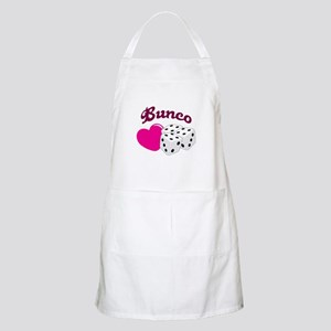 I LOVE BUNCO Apron