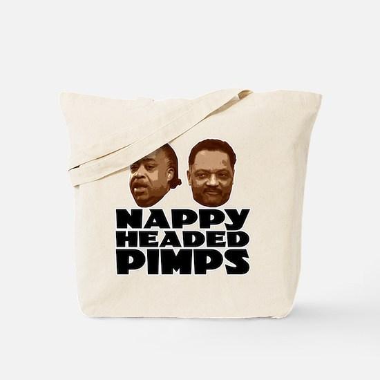 Nappy Headed Pimps Tote Bag