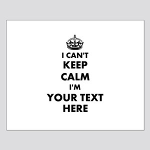 I cant keep calm Posters
