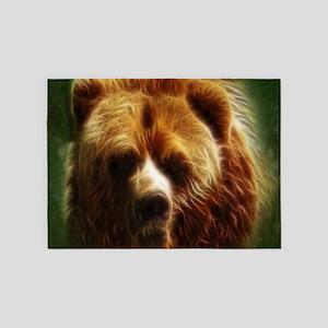 Bear Spirit 5'x7'Area Rug