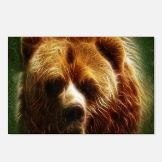 Bear Spirit Postcards (Package of 8)