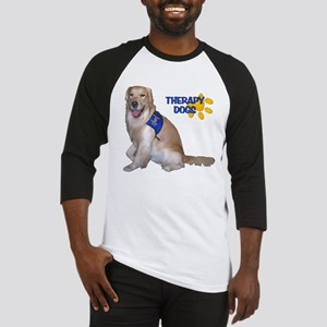 Therapy Dogs Baseball Jersey