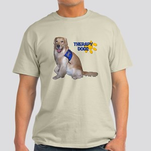 Therapy Dogs Light T-Shirt