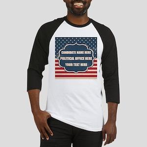 Personalized USA President Baseball Jersey
