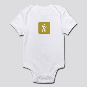 HIKING Infant Bodysuit