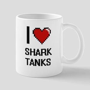 I love Shark Tanks digital design Mugs
