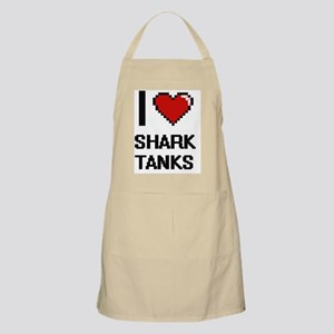 I love Shark Tanks digital design Apron
