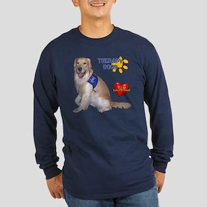 Labor of Love Long Sleeve Dark T-Shirt