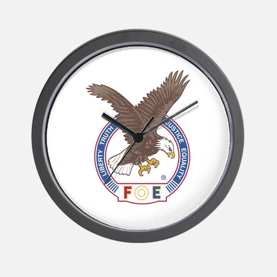 Unique Eagle Wall Clock