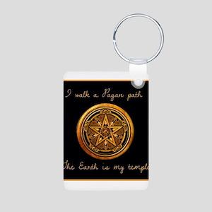 Pagan Path Keychains