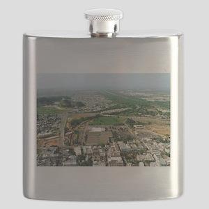Bayamon Puerto Rico Flask