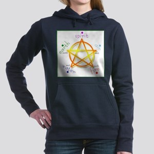 Pentacle Women's Hooded Sweatshirt