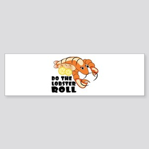 Lobster Roll Bumper Sticker