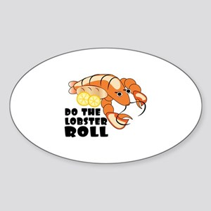 Lobster Roll Sticker