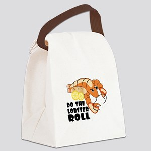 Lobster Roll Canvas Lunch Bag