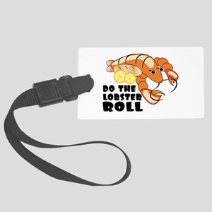 Lobster Roll Luggage Tag