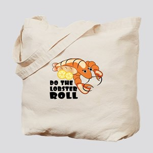 Lobster Roll Tote Bag